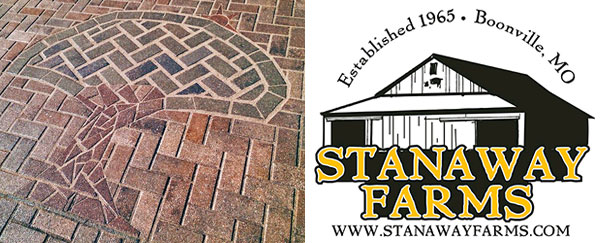 Stanaway Farms Barn Logo & Pavers